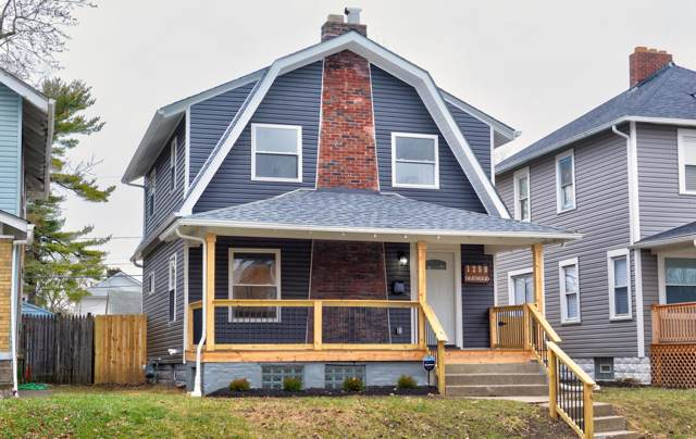 1259 Oakwood Avenue, Columbus, OH 43206 (MLS #219045180) :: Core Ohio Realty Advisors