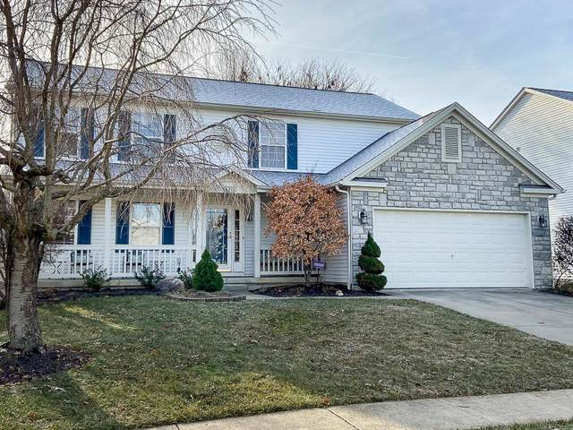 6211 Freewood Drive, Hilliard, OH 43026 (MLS #219045264) :: ERA Real Solutions Realty