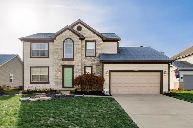 3060 Dogwood Court, Plain City, OH 43064 (MLS #219045268) :: RE/MAX ONE
