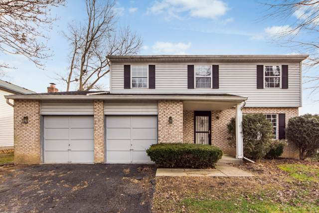 6100 Bitterroot Drive, Westerville, OH 43081 (MLS #219045290) :: RE/MAX Metro Plus