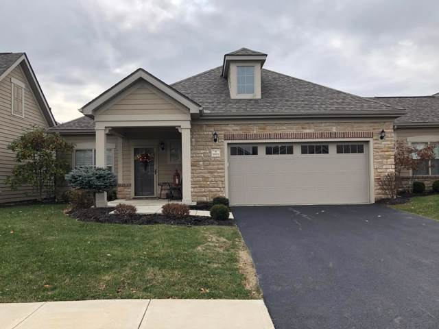3891 Foresta Grand Drive, Powell, OH 43065 (MLS #219045301) :: Susanne Casey & Associates