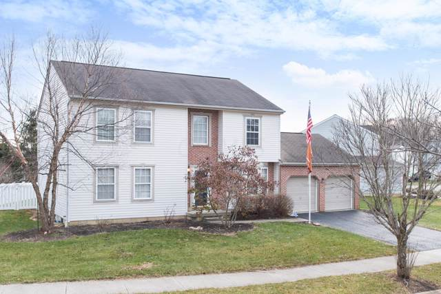 334 Pinecrest Court, Delaware, OH 43015 (MLS #219045303) :: The Clark Group @ ERA Real Solutions Realty