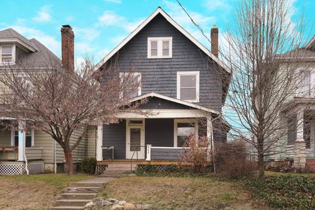 444 E Tompkins Street, Columbus, OH 43202 (MLS #219045314) :: The Clark Group @ ERA Real Solutions Realty