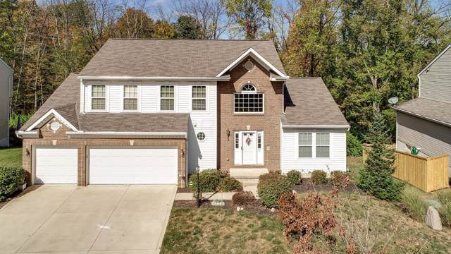 61 Woodhaul Court, Delaware, OH 43015 (MLS #219045323) :: The Clark Group @ ERA Real Solutions Realty