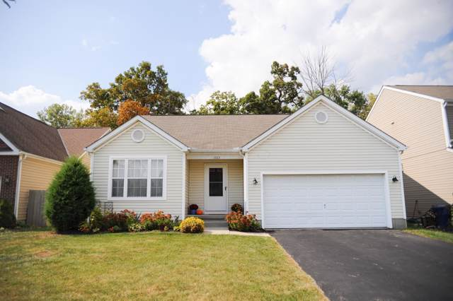 1883 Bay Port Drive, Grove City, OH 43123 (MLS #219045327) :: The Clark Group @ ERA Real Solutions Realty