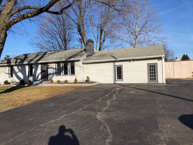 136 S Stygler Road, Gahanna, OH 43230 (MLS #219045481) :: The Clark Group @ ERA Real Solutions Realty