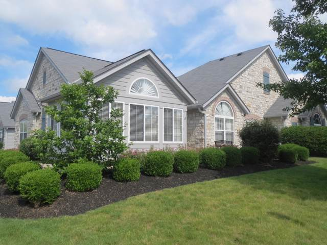 4133 Aumbrey Court 3-4133, New Albany, OH 43054 (MLS #219045613) :: Keller Williams Excel