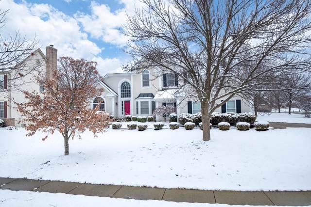 3368 Heritage Oaks Drive, Hilliard, OH 43026 (MLS #219045693) :: Keller Williams Excel