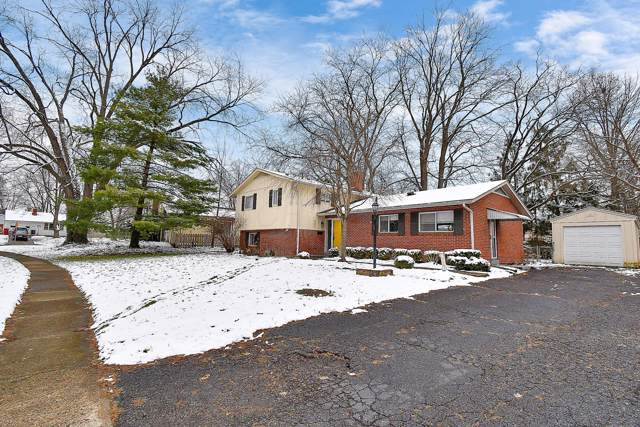 423 E Stafford Avenue, Worthington, OH 43085 (MLS #219045728) :: The Willcut Group