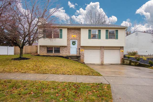 7694 Choctaw Place, Worthington, OH 43085 (MLS #219045926) :: The Clark Group @ ERA Real Solutions Realty