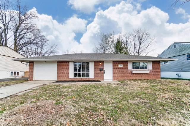 350 Avonwick Place, Gahanna, OH 43230 (MLS #219046006) :: Keller Williams Excel