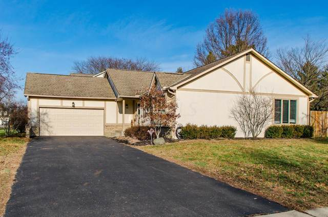 6964 Celtic Court, Dublin, OH 43017 (MLS #219046041) :: RE/MAX ONE