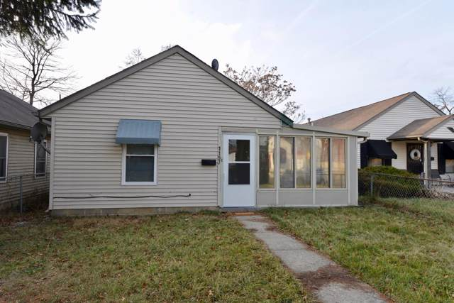 1197 St Clair Avenue, Columbus, OH 43201 (MLS #219046069) :: ERA Real Solutions Realty