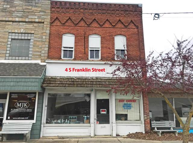 4 S Franklin Street, Richwood, OH 43344 (MLS #219046106) :: RE/MAX ONE