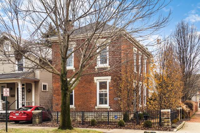 427 E Deshler Avenue, Columbus, OH 43206 (MLS #219046223) :: The Willcut Group