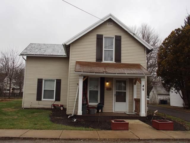 9 S Central Street, Ashley, OH 43003 (MLS #220000004) :: Core Ohio Realty Advisors