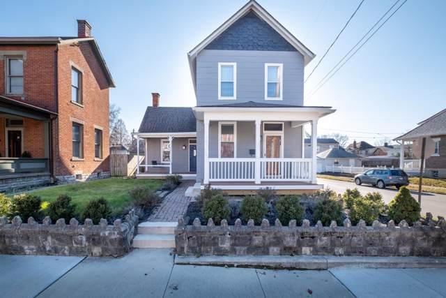 469 E Whittier Street, Columbus, OH 43206 (MLS #220000054) :: Angel Oak Group