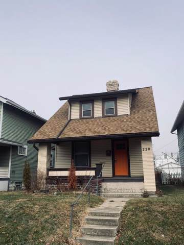 220 E Welch Avenue, Columbus, OH 43207 (MLS #220000154) :: Signature Real Estate