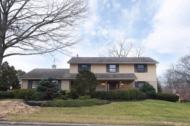 1231 Clubview Boulevard N, Columbus, OH 43235 (MLS #220000177) :: The Willcut Group