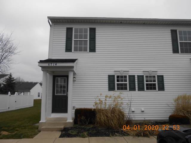 6714 Lagrange Drive 54A, Canal Winchester, OH 43110 (MLS #220000314) :: The Clark Group @ ERA Real Solutions Realty