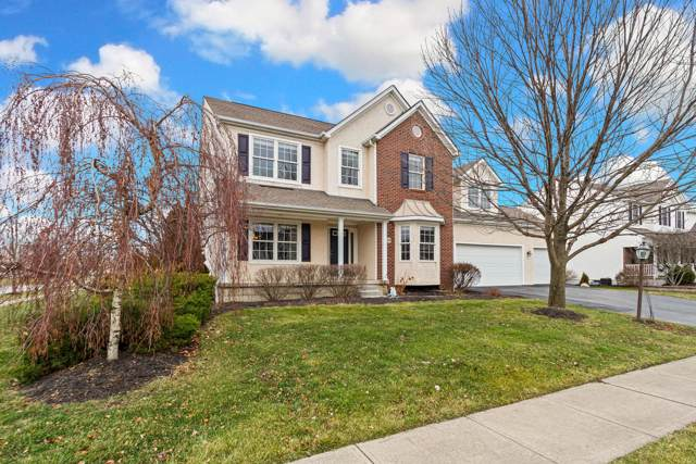 4158 Landhigh Lakes Drive, Powell, OH 43065 (MLS #220000420) :: Huston Home Team