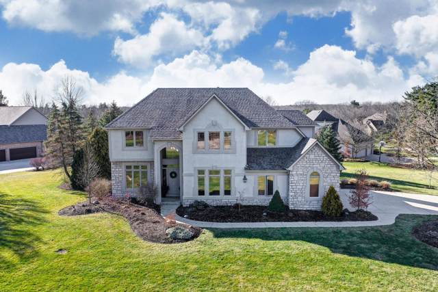 6831 Lakeside Court, Westerville, OH 43082 (MLS #220000716) :: Huston Home Team