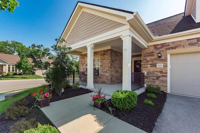 5026 Foxtail Drive, Hilliard, OH 43026 (MLS #220000718) :: Huston Home Team