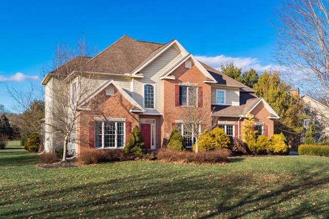 105 Brennan Drive, Granville, OH 43023 (MLS #220000809) :: The Raines Group