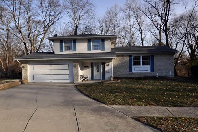 1026 Peggys Cove, Reynoldsburg, OH 43068 (MLS #220000844) :: Huston Home Team