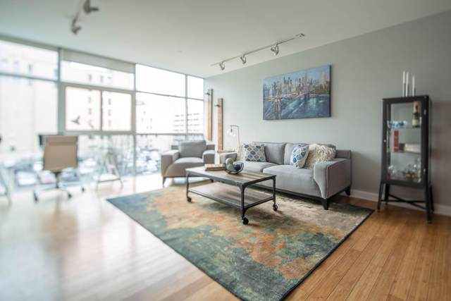 100 E Gay Street 3F (303), Columbus, OH 43215 (MLS #220000863) :: Signature Real Estate