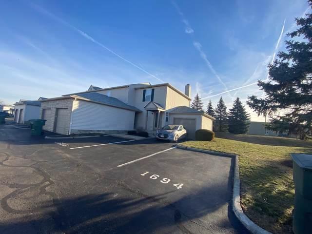1696 Bennigan Drive 165E, Hilliard, OH 43026 (MLS #220000877) :: RE/MAX ONE