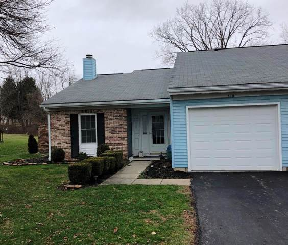 431 Williamsburg Lane NW A, Lancaster, OH 43130 (MLS #220001026) :: Keller Williams Excel