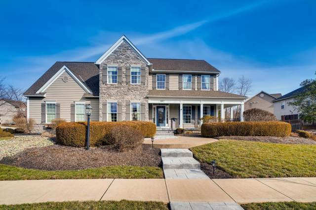 287 Blue Jacket Circle, Pickerington, OH 43147 (MLS #220001084) :: Signature Real Estate