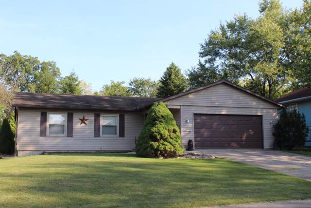 930 Hickory Drive, Marysville, OH 43040 (MLS #220001093) :: Susanne Casey & Associates