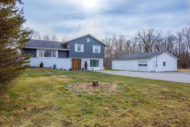 8669 Marion-Galion Road, Galion, OH 44833 (MLS #220001094) :: The Holden Agency