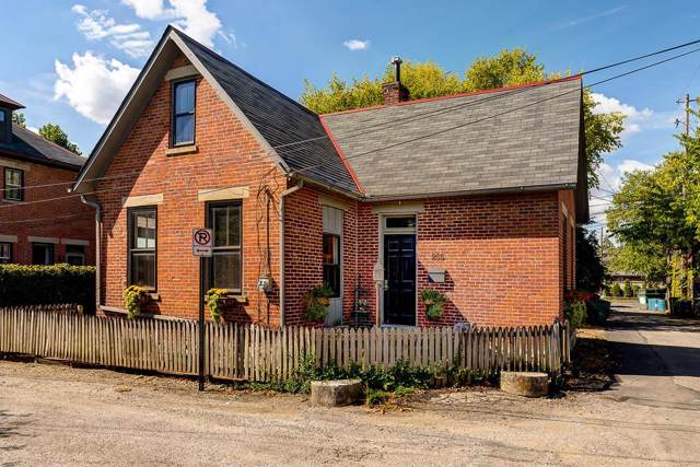 255 Concord Alley, Columbus, OH 43206 (MLS #220001099) :: The Willcut Group