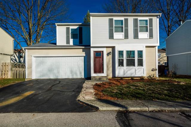 924 Pebblelane Drive, Worthington, OH 43085 (MLS #220001116) :: Keller Williams Excel