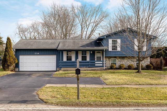 5714 Linworth Road, Columbus, OH 43235 (MLS #220001246) :: Susanne Casey & Associates