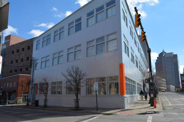 444 N Front Street #313, Columbus, OH 43215 (MLS #220001247) :: Core Ohio Realty Advisors