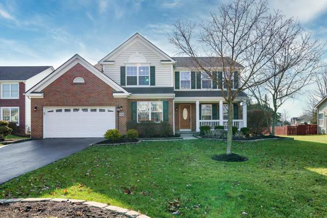 6304 Capilano Court, Westerville, OH 43082 (MLS #220001248) :: Huston Home Team