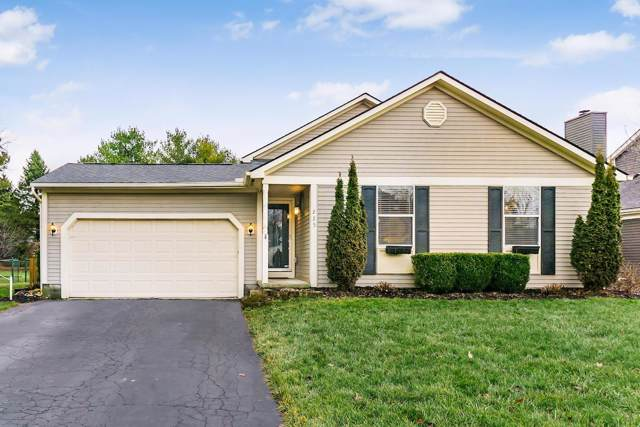 225 Brookhill Drive, Columbus, OH 43230 (MLS #220001266) :: Core Ohio Realty Advisors