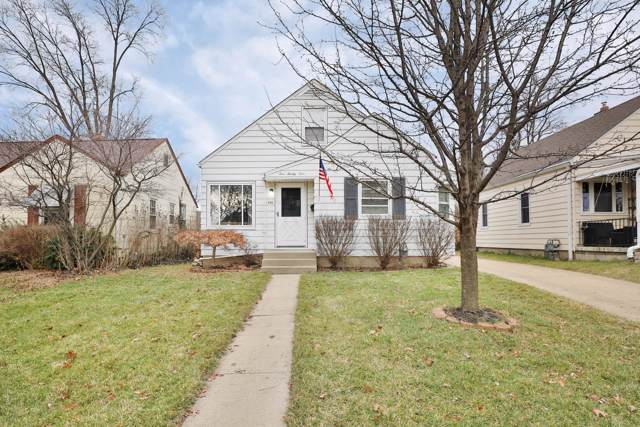424 E Beechwold Boulevard, Columbus, OH 43214 (MLS #220001271) :: The Willcut Group