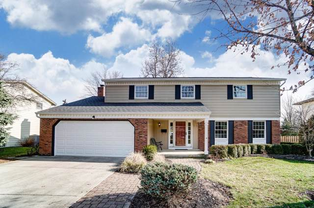 88 Haddam Place W, Westerville, OH 43081 (MLS #220001299) :: RE/MAX ONE