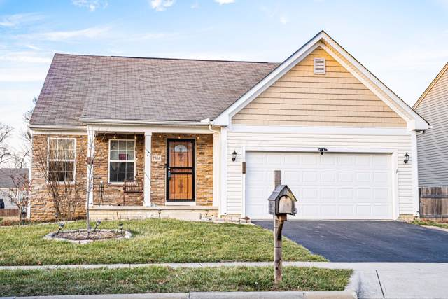 7568 Witch Hazel Drive, Canal Winchester, OH 43110 (MLS #220001319) :: Susanne Casey & Associates