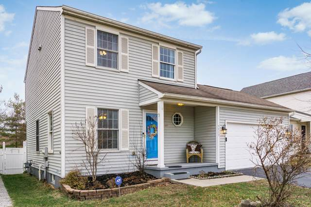 5517 Buxley Drive, Westerville, OH 43081 (MLS #220001333) :: Berkshire Hathaway HomeServices Crager Tobin Real Estate