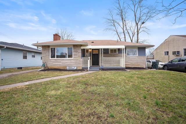 1344 Ellsworth Avenue, Columbus, OH 43206 (MLS #220001342) :: Susanne Casey & Associates
