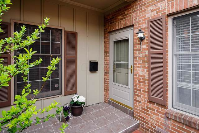 1184 Kenbrook Hills Drive #16, Upper Arlington, OH 43220 (MLS #220001350) :: Angel Oak Group