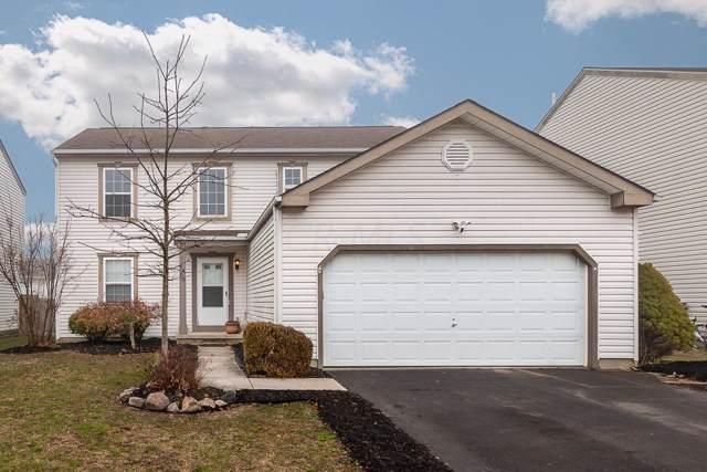 1405 Milridge Drive, Marysville, OH 43040 (MLS #220001358) :: Signature Real Estate