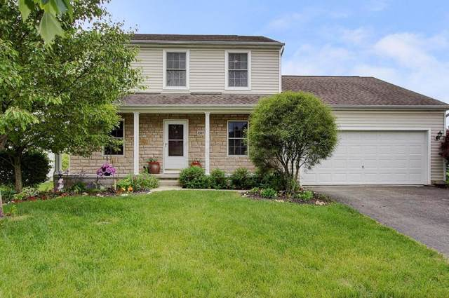 5337 Genoa Farms Boulevard, Westerville, OH 43082 (MLS #220001363) :: Exp Realty
