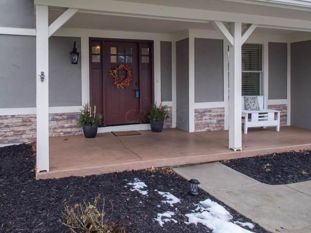 818 Riva Ridge Boulevard, Gahanna, OH 43230 (MLS #220001374) :: Keller Williams Excel